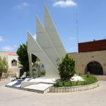 Voor WML'ers welbekend Het Monument van de Qana Masacre.